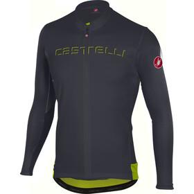 Castelli Prologo V Fietsshirt lange mouwen Heren zwart
